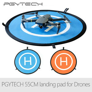 PGY Drone Quadcopter Protective Apron Landing Pad Helipad DJI Mavic Spark 55cmAU