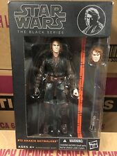 Star Wars Black Series 6 Inch Anakin Skywalker New!In Hand.VHTF