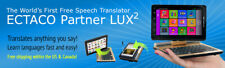 Ectaco Partner Lux 2 English <-> Polish Free Speech Electronic Translator & Lang