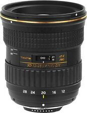 Tokina AT-X 12-28mm F4.0 AF Pro DX Lens For Nikon, London