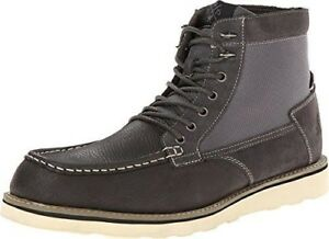 Stacy Adams MAXIMUS Mens Grey Leather Suede  Chukka Boot US size: 7 EUR: 37-38