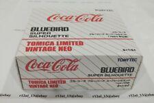 TOMICA LIMITED VINTAGE Nissan Bluebird Super Silhouette 1984 Coca Cola Light