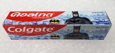Colgate Junior Bubble Fruit Kids Toothpaste Batman Cavity Protect 40g