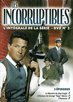 DVD Les Incorruptibles L'intégrale de la série DVD n°2 Occasion