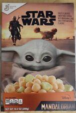 Star Wars The Mandalorian Cereal 10.2 oz.