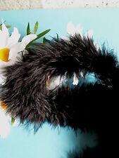 230# Splendid Boa Black End Duvet For All Creations Great Yardage