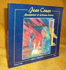 Paolig Combot Jean Conan Aventurier Et Ecrivain Breton Skol Vreizh N° 43, 1999