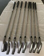Titleist DCI Gold Oversize+ 3-PW Iron Set RIGHT HAND STIFF FLEX STEEL SHAFT