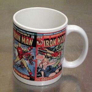 Marvel Comics Iron Man Vintage Covers Mug BOXED