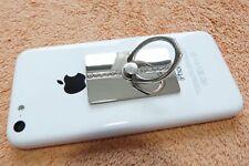 Apple iPhone 5c LTE 16GB Weiss I XXL EXTRAS SILBER l Display wie Neu Retina