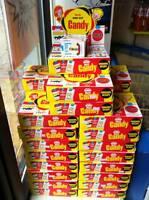24 packs of Candy Cigarettes Full Case Nostalgic Classic and Fresh