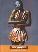 Galaxy Ripple Chocolate 1999 Magazine Advert #1469