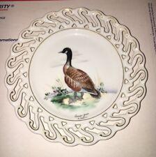"""Vintage Napco Canada Goose Decorative Collector Plate 8"""""""