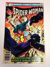 Spider-Woman #34 January 1981
