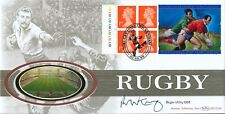 1999 Benham Rugby Wold Cup First Day Cover signed by Roger Uttley