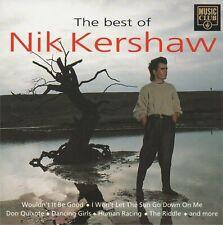 NIK KERSHAW - The best of - CD album