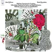 Williams, John - Rodrigo: Concierto De Aranjuez Neue CD