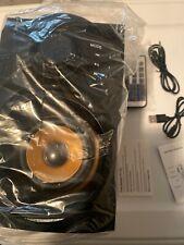 Eifer Portable Bluetooth Speakers Subwoofer Heavy Bass Wireless Outdoor/Indoor