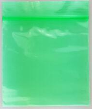 Zip Beutel 90x90mm 90µ farbig transparent Schnellverschlussbeutel gelb grün blau