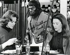 OFFICIAL WEBSITE Buck Kartalian PLANET OF THE APES 8x10 AUTOGRAPH Signed Photo