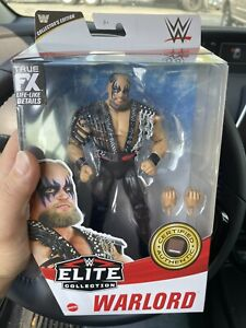 Warlord WWE Elite Collection Series 87 Collector's Edition Powers Of Pain 2021