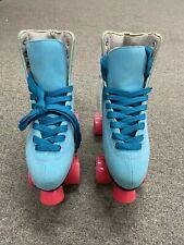 Preowned C SEVEN C7Skates Roll Skate (Blue)