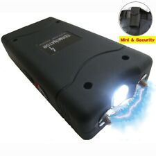 TASER/SHOCKER Lampe LED+TASER 5.000.000V rechargeble auto-défense