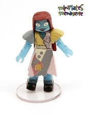 Nightmare Before Christmas Minimates Blind Bag Series 1 Glow-in-the-Dark Sally