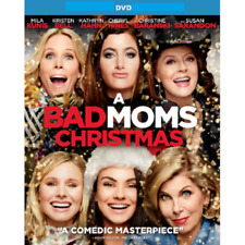 A Bad Moms Christmas (DVD, 2017) No Bluray No Digital
