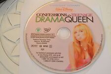 Confessions of a Teenage Drama Queen (DVD, 2004)Disc Only Free Shipping