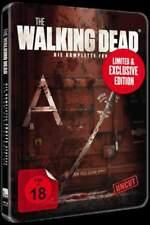 """""""THE WALKING DEAD - Staffel 5"""" - Limited Weapon BLU RAY STEELBOOK - Rar/OOP"""