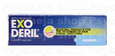 Exoderil-antimicotiche agente per l'uso sulla pelle, crema 15gr