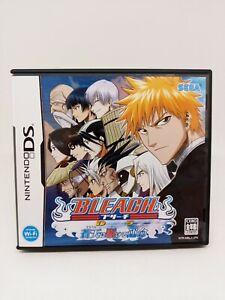 NINTENDO DS - Bleach DS: Souten ni Kakeru Unmei Version Japon