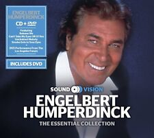 Engelbert Humperdinck Essential Collection CD & DVD Live at Forums Los Angeles