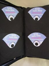 NASB Audio New + Old Testament Complete Bible Steven B. Stevens 60 CDs Zip Case