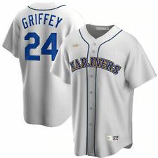 Nike Seattle Mariners Ken Griffey Jr. Cooperstown Collection Team Jersey Medium