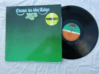 YES lp CLOSE TO THE EDGE Atlantic k50012 prime cuts
