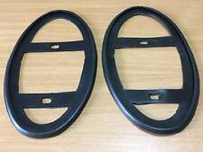 VW Bug Rear Tail Light Assembly Assy Beetle 61-67 Type1 Rubber Seal PAIR 2pcs