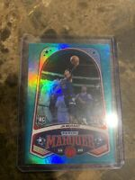 2019-20 Panini Marquee Chronicles Ja Morant RC SP TEAL Prizm Grizzlies #253