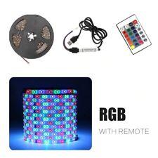 LED RGB Light Strip USB 5V TV Screen Background Desk Deco 3m LED Light Strip