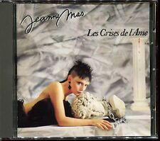 JEANNE MAS - LES CRISES DE L'AME - CD ALBUM [2635]