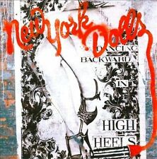 Dancing Backward in High Heels [PA] New York Dolls (CD, Mar-2011,429 Records EXP