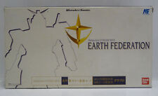 CONSOLE WONDERSWAN MOBILE SUIT GUNDAM MSVS EARTH FEDERATION LIMITED JAPAN BOXED