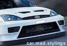 Universal Focus RS WRC Estilo Sombrero Ventilación/Scoop Para Coches De Rally De Pista Motocross