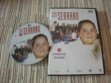 DVD SERIE DE TELEVISIÓN LOS SERRANO VOLUMÉN 11 CON ANTONIO RESINÉS HUMOR USADO