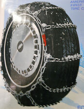 ACCO Snow Tire Chains P185/65R-15 P195/65R-15 P155/80D-16 165R-15 175R-15 Etc