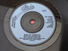 GOOMBAY DANCE BAND : SUN OF JAMAICA - Alice My Love : Epic : EPC A2345