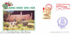 1990 Thomas Hardy-Bradbury UFFICIALE-scrittura ora slogan