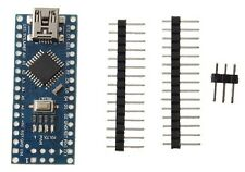 Nano 3.0 Atmel Atmega 328p Mini-USB Board per arduino chip 46 a