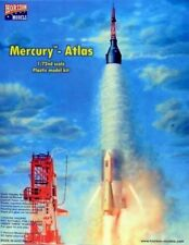 Horizon Models Mercury Atlas and Capsule model kit 1/72
